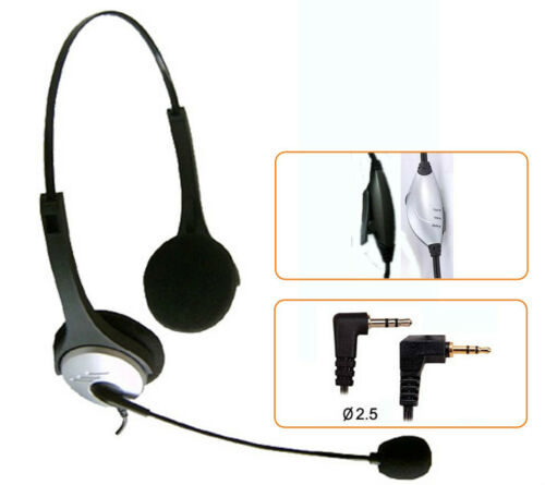 H20D headset with  2.5mm plug for Cisco 7920 7921 7921G 7929 IP /& AT/&T 992 993