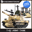 Army-Tank-Vehicles-1711-Panzer-USA-German-Building-Block-Toy-Compatible-Jeep-Kid thumbnail 12