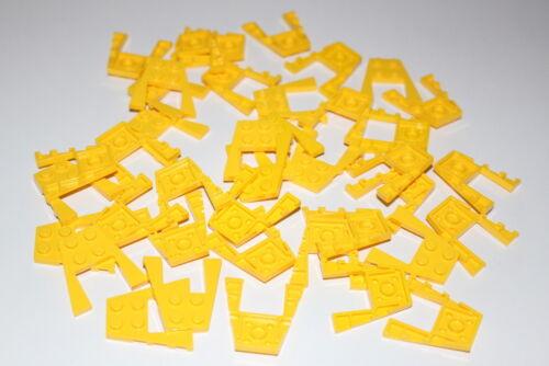 6x Lego ® 4x4 Plate Yellow 43719 Yellow Plates