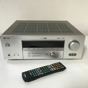 Yamaha-HTR-5750-6-1-Channel-A-V-Receiver-Stereo-Amplifier-with-Remote