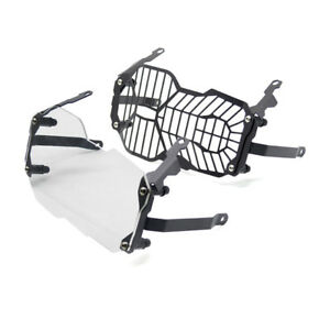 Scheinwerfer-Lamp-Guard-Grill-Cear-Protector-For-BMW-R-1200-GS-Adventure-2013-16