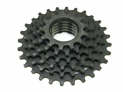 NOS Shimano 600 Uniglide 6 spd Cassette 13-28 Road Bike Bicycle (036)