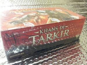 PORTUGUESE Magic MTG Khans of Tarkir KTK Sealed Booster Pack Box The Gathering