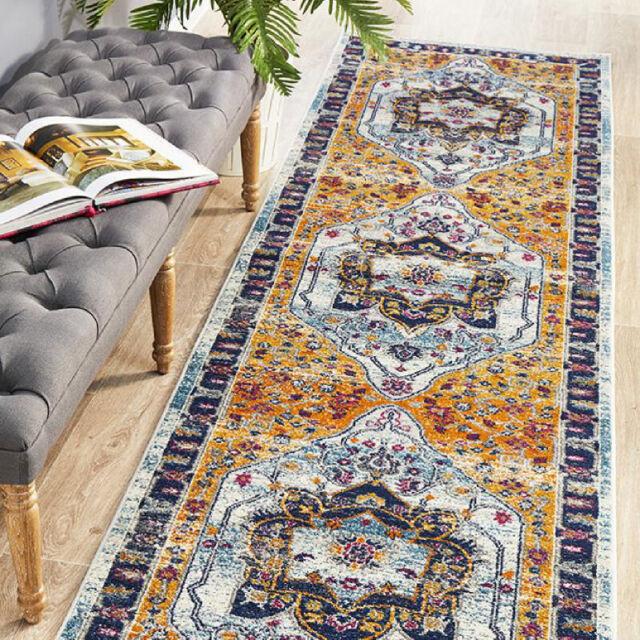Carsten Rust Colour Luxurious Moroccan Modern Floor Rug 240x330cm For Sale Online Ebay