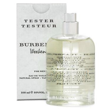 Burberry Men's Weekend Cologne Tester 3.3-oz