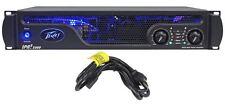 Peavey IPR2 3000 Lightweight Class D Professional Power Amplifier 3,000 Watt Amp