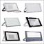 thumbnail 2 - 2x-100W-LED-Flood-Light-Cool-White-Outdoor-Lighting-Spotlight-Garden-Yard-Lamp