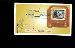 2009-FDC-Early-TV-Memories-Lassie-North-Hollywood-CA