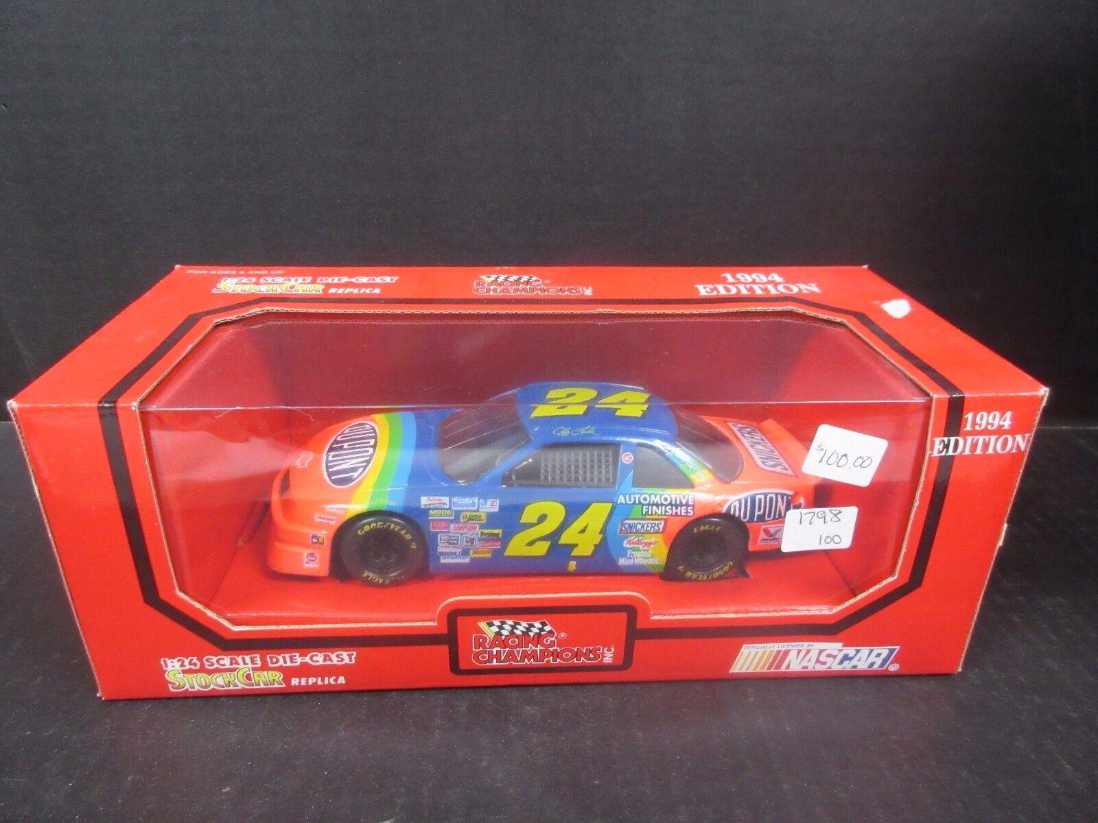 1994 - champions dupont   24 jeff gordon - 1   24 skala