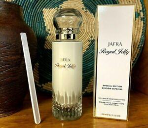 Jafra Royal Jelly Milk Balm Moisture Lotion 6.7 Fl. Oz.Special Edition New