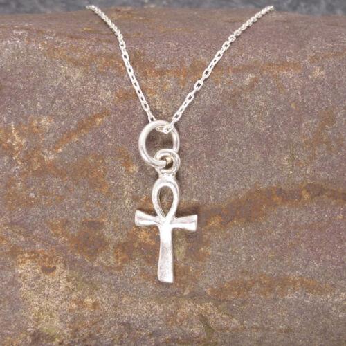 925 real plata colgante † cruz cadena halzkette jesús comunión a005