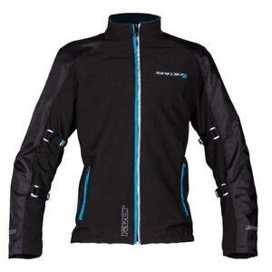 Details About Spada Razor 2 Soft Shell Waterproof Textile Motorcycle Jacket Black Sale