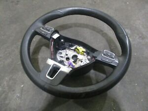 GENUINE-2012-VW-GOLF-TSI-MK6-PETROL-TRENDLINE-09-13-STEERING-WHEEL