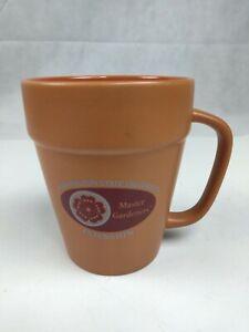 Washington State University Extension Master Gardeners Coffee Mug Plant Pot