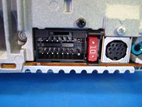 NEW SONY PLUG WIRE HARNESS MEX-GS610BT N5100BT XSP-N1BT WX-GT80UI MEX-N5000BT