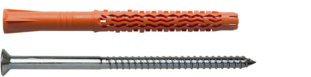 Fassadendübel-Universal MQL-ST, verz. Schraube Senkkopf