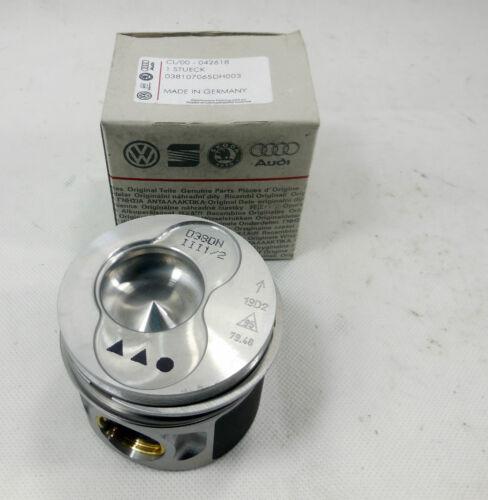1-2 Zylinder Neu original VW Audi Seat Kolben 038107065DH 1,9 TDI 79,48 mm