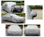 WATERPROOF CAR COVER RAIN UV PROTECTION BREATHABLE SIZE A FITS CITROEN DS3