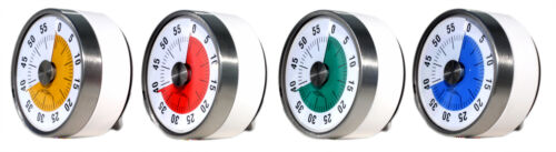 Kitchen Timer Time with Stand Cooking Alarm Autism ADHD ZeiTimer coloured NEW