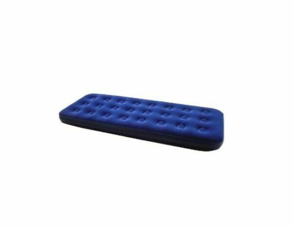 Zaltana Single Size Air Mattress Soft Napping Material