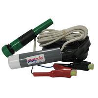 Rule Il500 Plus Inline Pump Kit - 12v