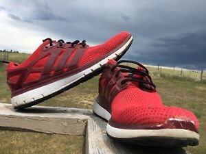 Details about ADIDAS Cloudfoam Ortholite BA7522 Red Mesh Running Sneakers Shoes Size 13 Men's