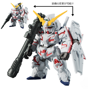 Japan import NEW Destroy Mode BANDAI FW GUNDAM CONVERGE ♯08 Unicorn Gundam