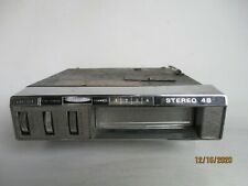 Vintage Car 8 Track Stereo 48 Auto Tape Player Japan