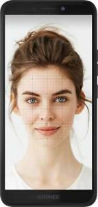 "Gionee F205 (Black, 16GB) 2GB RAM 5.45"" 8MP Rear Camera Googleplay Store"
