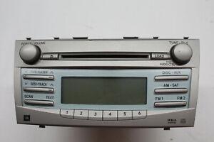 2007-TOYOTA-CAMRY-CD-PLAYER-RADIO-MP3-86120-33A00-OEM-07-08-09