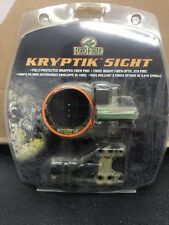 Sights Kryptik Sight Bow Sight Right Hand