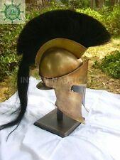 300 Movie Spartan King Leonidas Medieval Romans Helmet Greek Liner Reenactment