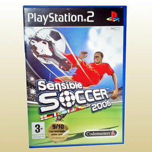 Sensible-Soccer-2006-Playstation-PS2-PAL-Inc-Manual-Football-Game-VGC