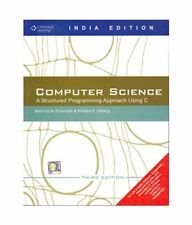 FAST SHIP: Computer Science: A Structured Programming Ap 3E by Behrouz Forouzan,