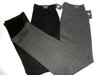 $46 gloria Vanderbilt: Amanda Classic Fit Stretch Knit Womens Pants