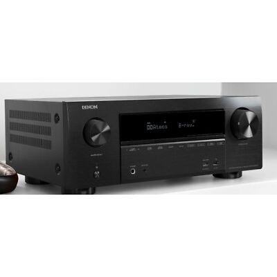Denon AVR-X2500H 7.2 AV-Receiver, HEOS, Bluetooth, Dolby Atmos, DTS:X