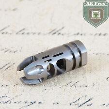 Precision Epsilon Titanium Version Compensator .223 1/2x28 Thread Muzzle Brake