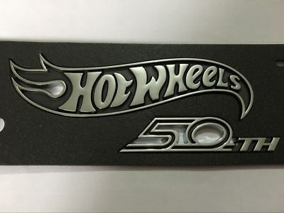 2018 Camaro Hot Wheels 50th Anniversary Passenger Front Fender Emblem
