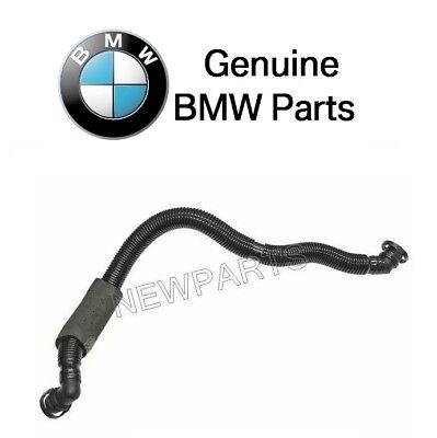 NEW BMW E39 540i Wagon Air Pump Hose Emission Control Pump to Valve Genuine