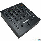 Numark M6 USB 4 Channel DJ Mixer Headphones M6usb