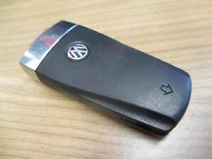 Funkschlüssel 3-TOUCHES VW Passat 3 C Clé 3c0959752m HELLA 434 MHz