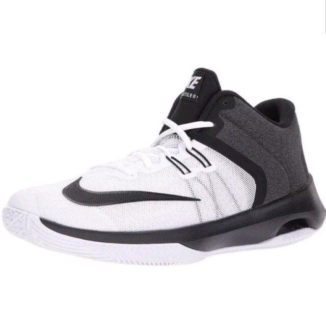 af7726e2710 Nike Air Versitile II 2 Black White Men Basketball Shoes SNEAKERS  921692-100 12