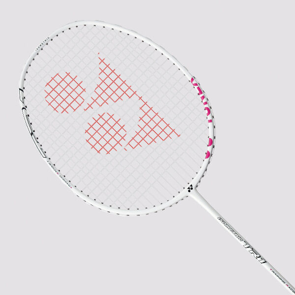 YONEX Isometric TR1 Badminton TRAINING Racquet, 118g w Mesh Cover,Build Strength