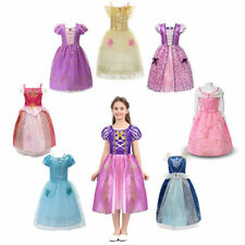 Jopar Girls Princess Costume Fancy Dress Up Outfit for Halloween Party
