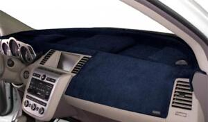 Mitsubishi-Lancer-2008-2013-No-Sensor-w-Nav-Velour-Dash-Mat-Dark-Blue