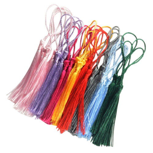 Pack of 150 Floss Bookmark Tassels DIY Bookmark Accessory Assorted Colors