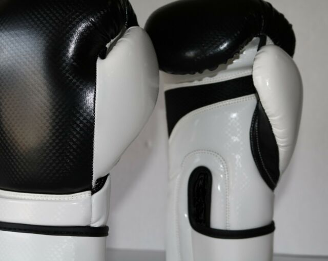 New Vintage Leather-Look PU Boxing Gloves Retro 1930/'s style hand stitched 10oz