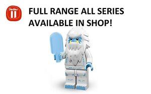 LEGO Series 11 Minifigure Yeti Factory Sealed