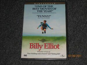 Billy-Elliot-DVD-2001-Julie-Walters-Gary-Lewis-Jamie-Bell-Adam-Cooper-NEW