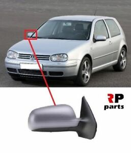 Para-VW-Golf-97-06-Jetta-Bora-98-05-Retrovisor-Electrico-5-Pin-Big-Derecho-LHD
